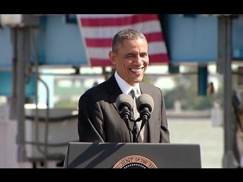 President Obama Speaks on the Economy and Exports