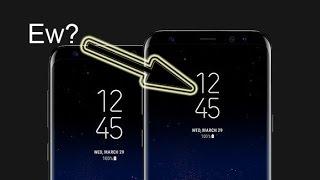 Samsung Galaxy S8 Change the Always On Display Clock
