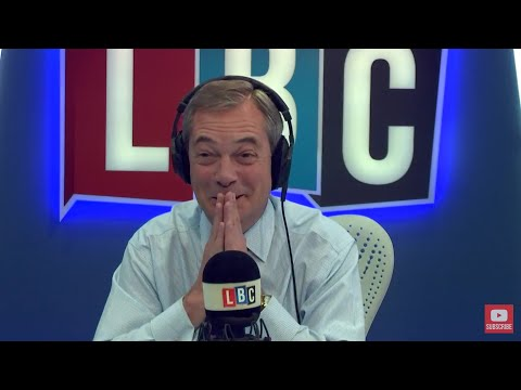 The Nigel Farage Show On Sunday: How do we reform our political system? 1/2 LBC 5th November 2017