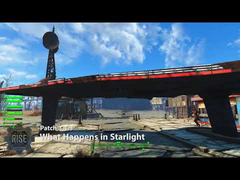 Sim Settlements: Patch - What Happens in Starlight
