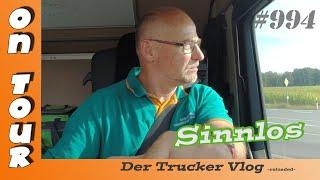 Sinnlos |Vlog #994