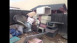 Junk removal services in Los Angeles- Hauling in Los Angeles, California