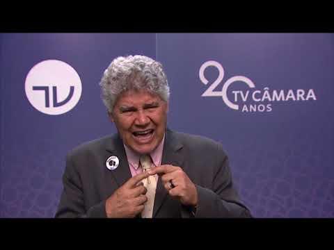20 Anos TV Câmara: deputado Chico Alencar (PSOL-RJ)