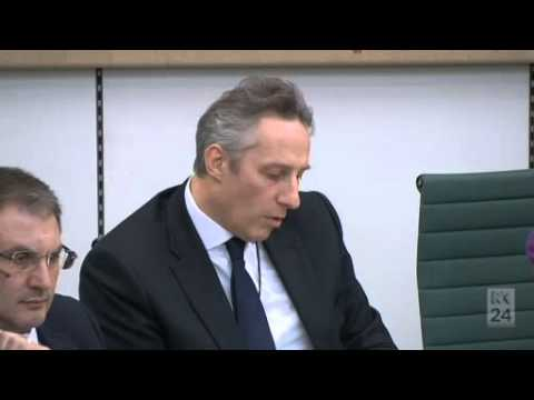 Video 1:40          Blair defends Northern Ireland peace process