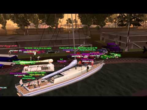 GTA-Multiplayer.cz | 16. 3. 2012 - Legendární párty u bazénku | RallyT.eu