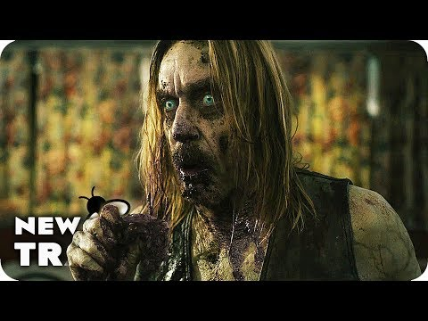 THE DEAD DON'T DIE Trailer (2019) Jim Jarmusch Zombie Comedy Movie