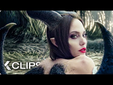 MALEFICENT 2: Mistress of Evil All Clips & Trailers (2019)