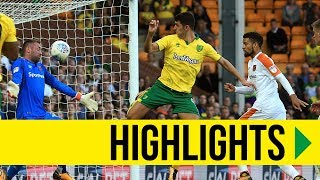 HIGHLIGHTS: Norwich City 1-1 Hull City