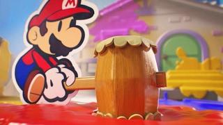 Paper Mario Color Splash #4 - Wii U - Gameplay em Português PT-BR
