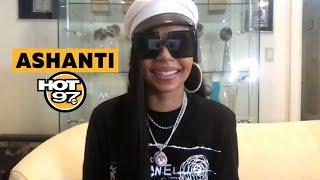 Ashanti Shares The REAL Story On Keyshia Cole, Tamia, Verzuz, Writing For JLO, COVID-19 + New Music!
