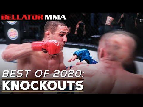 Best of 2020: Knockouts | Bellator MMA
