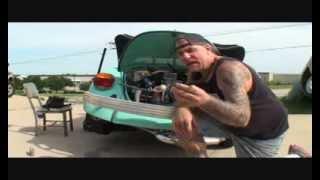 Carburetor Repair-VW Bug-Vapor Lock Quick Fix-Part 1