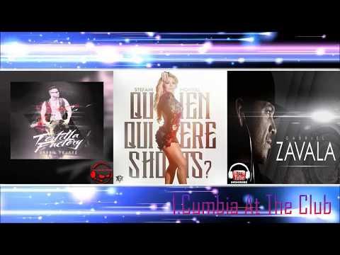Stefani Montiel,Gabriel Zavala,Tortilla Factory - Cumbias Urban Tejano Mix By Dj Junior Mixer