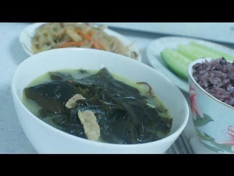 Как приготовить морскую капусту. Лучшие рецепты