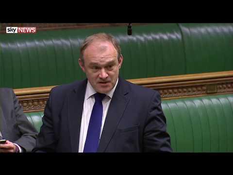 Primodos EWG Report : Sir Edward Davey Talks