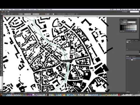 Tutorial Schwarzplan via Openstreetmap