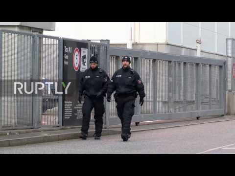 Germany: Police tighten security in Hamburg ahead of OSCE Ministerial Council