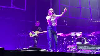 Sigrid - Never Mine live at the O2 Arena London 20/03/2019