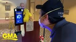 How 2 famous Las Vegas casinos prepare to reopen l GMA