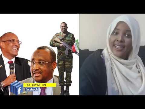 DEG-DEG DAGAALKA PUNTLAND IYO SOMALILAND OO MEL XUN MARAYA GABADH REER PUTLAND AH OO KU DHAGAN MUUSE