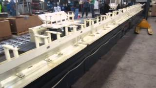 MAKINO A55 Horizontal Machining Center / 2 Machines / 18 Pallet System - OVERVIEW video