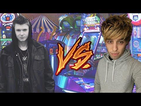 Arcade Warrior vs Matt3756 - Arcade Ticket Challenge