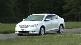 2012-2013 Buick LaCrosse eAssist review | Consumer Reports