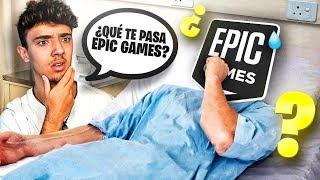 Epic Games tiene un PROBLEMA...