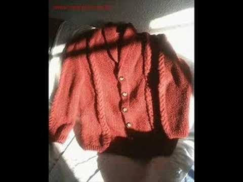 A chaqueta de lana -Heredeiros da crus