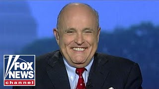 Giuliani: Trump wants to give his side of the case
