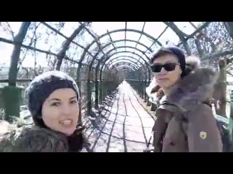 FukMaiLife Travel Blog:  4 days in Saint Petersburg Russia