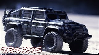 Tactical Unit TRX-4 | New From Traxxas!