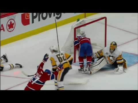 Milestone: Radulov scores, cellys his first as a Canadien