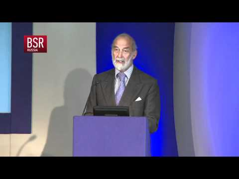 RBCC Speech - HRH Prince Michael of Kent opens Russia Forum