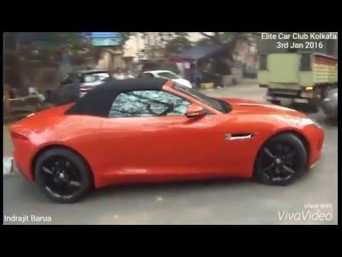 Elite Car Club Kolkata S Supercar Festival Youtube