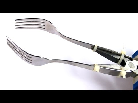 5 Super LifeHacks with Forks