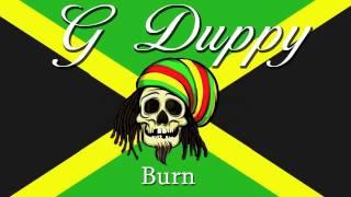 Ellie Goulding - Burn (G Duppy Reggae Remix)