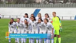 AUF: La celeste Sub 17 de fútbol femenino, juega y piensa en el mundial