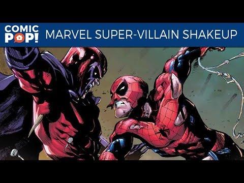 Marvel Super-Villain Shake-Up #ElseworldsExchange
