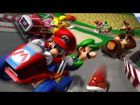 Mario Kart: Double Dash - IGN Plays