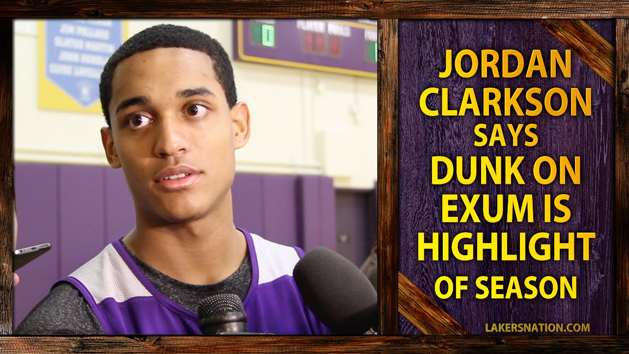 Report: Jordan Clarkson Traded to Jazz; Dante Exum, Picks Sent to ...