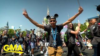 How the Disney Dreamers mentorship program is changing lives | GMA