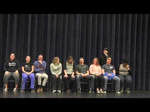 Rockhurst University Comedy Hypnotist Alan Sands - The SandMan