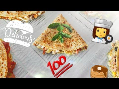 """""""""""-crêpes-salées-délicieuse-recette-facile-et-rapide🥚🥞😋"""""""""""