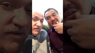 شاهد: ماذا قال محمد عبده عن شنب الفنان عبدالله الرويشد ؟