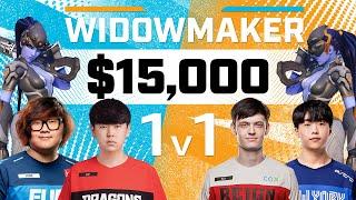 $15,000 Widowmaker 1v1 Tournament | Pine, Lip, Kai, Gwangboong | June Joust