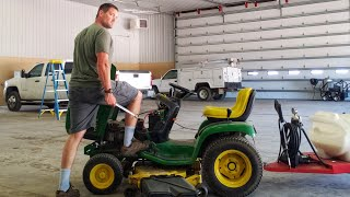 Worlds Sexiest Lawn Mower