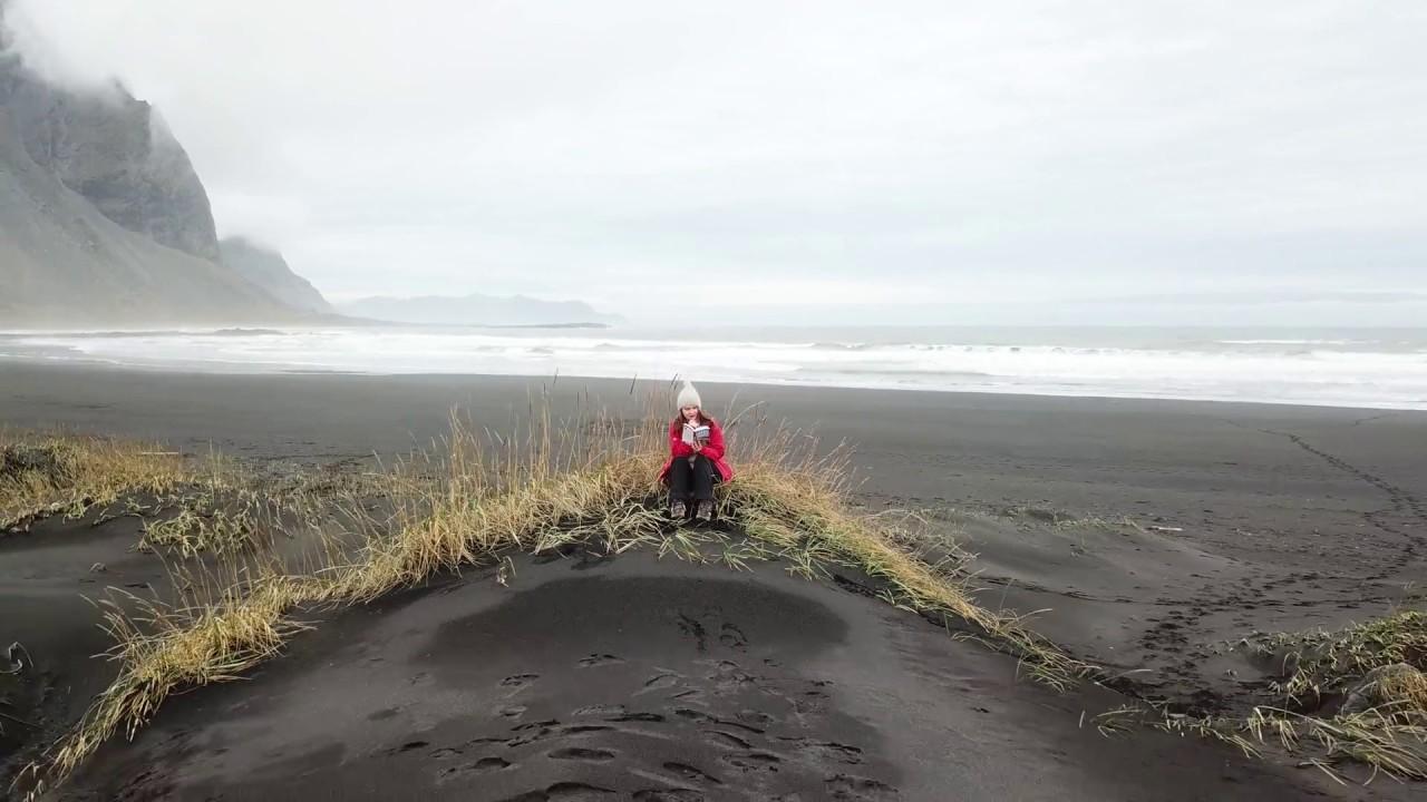 """Sadun, 38, Islannin-reissut johtivat rakastumiseen ja asumisratkaisuun, joka ei todellakaan kaduta: """"Minun tarvitsee kävellä vain 15 metriä, niin näen Atlantin ja vuoret"""""""