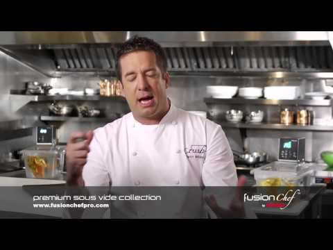 What is sous vide explained by Chef Jason Wilson