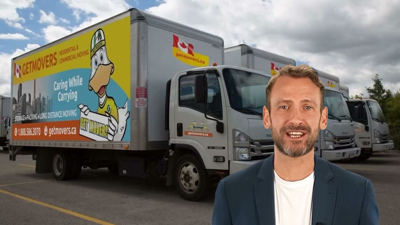 Professional Get Movers in Newmarket ON